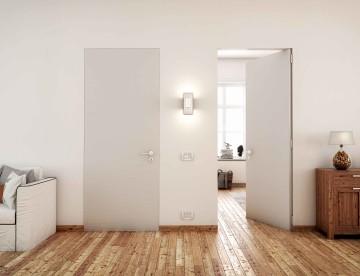 risparmiare spazio e tempo: Norma Battente Borderless